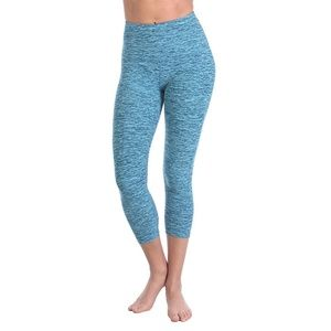 Beyond Yoga Spacedye Capri Leggings High Waisted